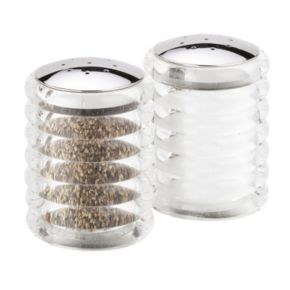 Cole and Mason Mini Beehive Salt and Pepper Shaker Set