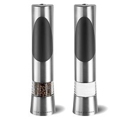 Cole & Mason Richmond Electric Salt & Pepper Mill Set