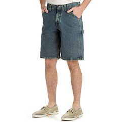 Big & Tall Lee Denim Carpenter Shorts