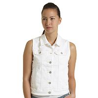 Women's Levi's Denim Trucker Vest