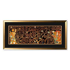 Art.com 'The Tree of Life' Framed Art Print by Gustav Klimt
