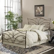 Papillon King Bed
