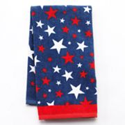 Americana Printed Stars Kitchen Towel
