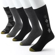 GOLDTOE 5-pk. Argyle Dress Socks