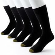 GOLDTOE 5-pk. Textured Dress Socks