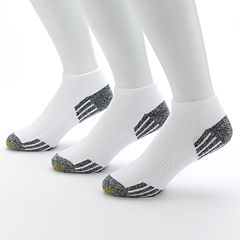 Men's GOLDTOE 3 pkG Tec Outlast No-Show Athletic Socks