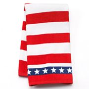 Americana Stars and Stripes Kitchen Towel