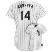 Majestic Chicago White Sox Paul Konerko Jersey - Women's