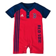 adidas Boston Red Sox Romper - Baby