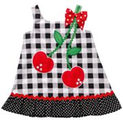 Youngland Cherry Sundress - Toddler