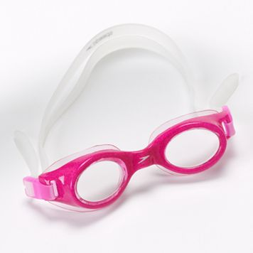 Speedo Boomerang Glitter Swim Goggles - Girls