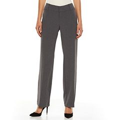 Womens Grey Pants - Bottoms, Clothing | Kohl's