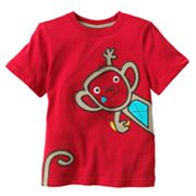 Jumping Beans Monkey Tee - Toddler