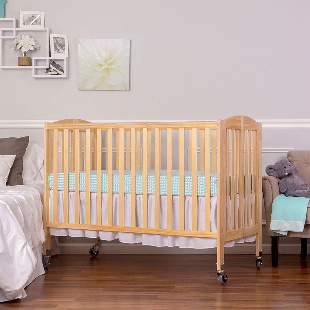 Dream On Me Folding Full-Size Convenience Crib