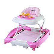 Dream On Me Dynamic 2-in-1 Rocker and Walker - Pink