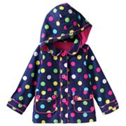 Carter's Polka-Dot Jacket - Toddler
