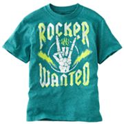 Rock and Republic Rocker Wanted Graphic Tee - Boys 8-20