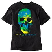 Rock and Republic Skull Graphic Tee - Boys 8-20