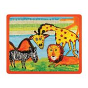 Carter's Sunshine Safari Puzzle