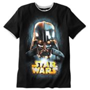 Darth Vader Mock-Layer Tee - Boys 8-20