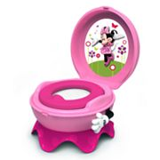 Disney Mickey Mouse and Friends Minnie Mouse 3-in-1 Potty System by The First Years