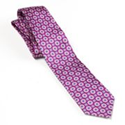 Croft and Barrow Bright Medallion Tie