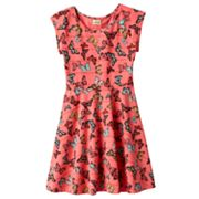 Mudd Butterfly Striped Sundress - Girls 7-16