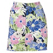 Croft and Barrow Printed Skort