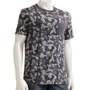 Urban Pipeline Camouflage Tee - Men