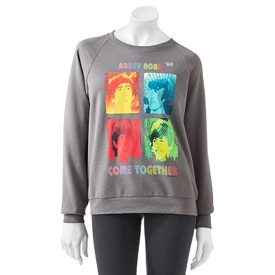 The Beatles Abbey Road Come Together Sweatshirt - Juniors