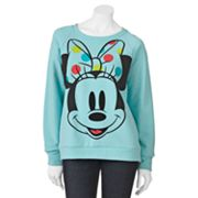 Mighty Fine Minnie Mouse Sweatshirt - Juniors
