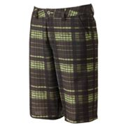 Tony Hawk Plaid Skate-To-Swim Shorts - Men