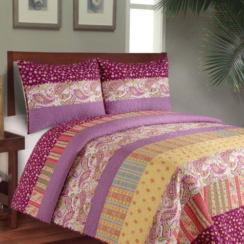 Pretty in Pink Quilt - Full/Queen