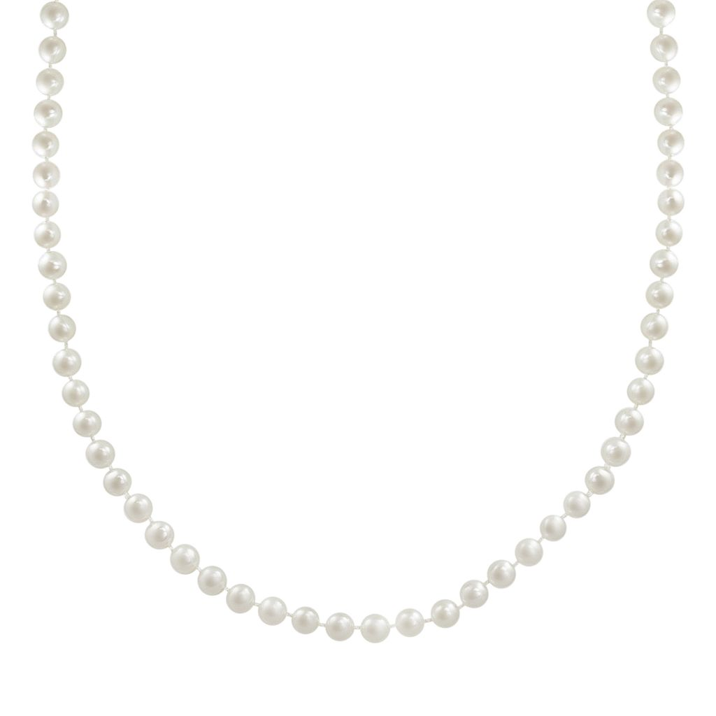 PearLustre by Imperial 10k Gold Freshwater Cultured Pearl Necklace - 18