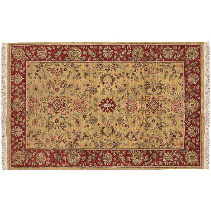 Yellow Accent Rug Kohl S