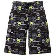Hang Ten Skull Camo Swim Trunks - Boys 8-20