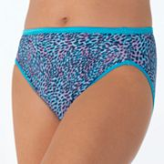 Vanity Fair Illumination Hi-Cut Bikini Panty