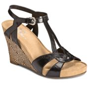 A2 by Aerosoles Plushfever Wide Wedge Sandals - Women