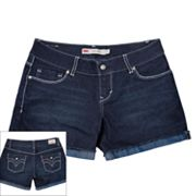 Levi's Taryn Cuffed Denim Shorts - Girls 7-16