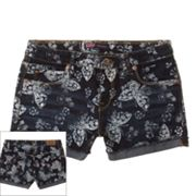 Levi's Felicity Butterfly Cuffed Denim Shorts - Girls 7-16