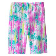 Jumping Beans Tie-Dye Pedal Pusher Leggings - Baby