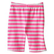 Jumping Beans Striped Pedal Pusher Leggings - Baby