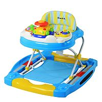 Dream on Me Evolution Entertainment Hub 2-in-1 Walker & Rocker
