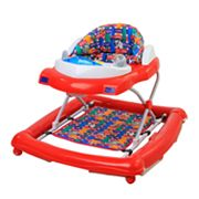 Dream On Me Rock and Roll Rocker Walker - Red