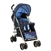 Dream On Me Freedom Tandem Stroller - Navy