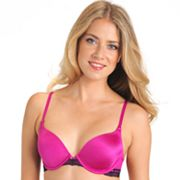 Lily of France Your Perfect Lace-Trim T-Shirt Bra - 2177101
