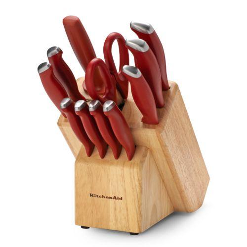 KitchenAid Delrin 12-pc. Cutlery Set