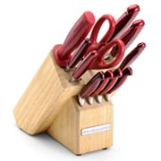 KitchenAid 12-pc. Knife Block Set