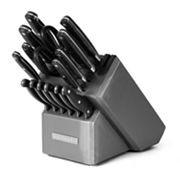 KitchenAid 16-pc. Triple Rivet Knife Block Set