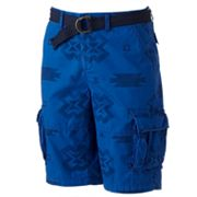 Urban Pipeline Canvas Cargo Shorts - Men
